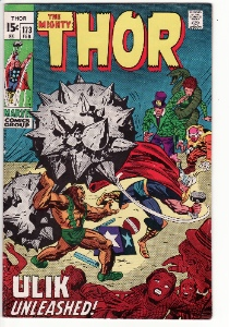 #173 Thor Marvel comics