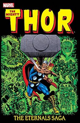 Click to buy Thor: The Eternals Saga v2 on Amazon
