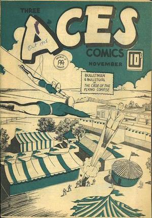 Three Aces Comics v2 #10
