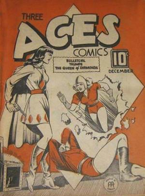 Three Aces Comics v2 #11