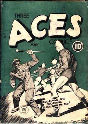 Three Aces Comics v2 #4