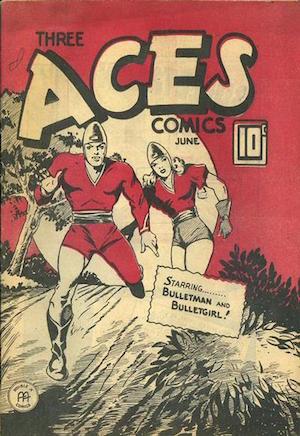 Three Aces Comics v2 #5