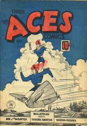 Three Aces Comics v2 #6