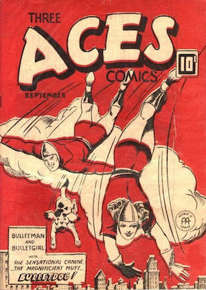 Three Aces Comics v2 #8