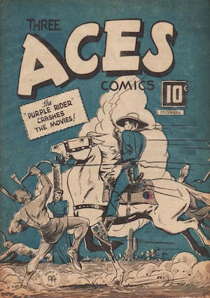 Three Aces Comics v3 #11