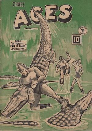 Three Aces Comics v3 #3