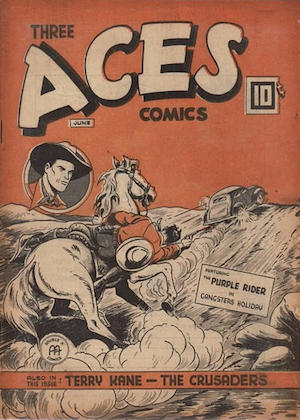 Three Aces Comics v3 #5