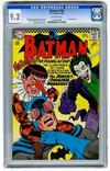 Batman Comic #186 Value