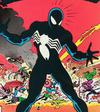 Leave your best caption for this image cropped from the front of the prize -- Marvel Super-heroes Secret Wars 8.