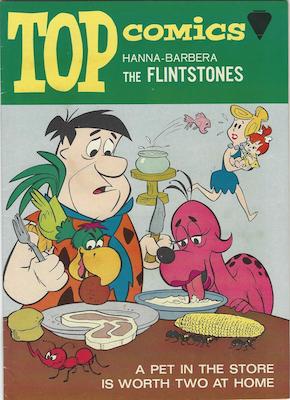 Value of Flintstones Comics