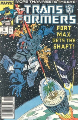 Click to see the value of Transformers Comics #39