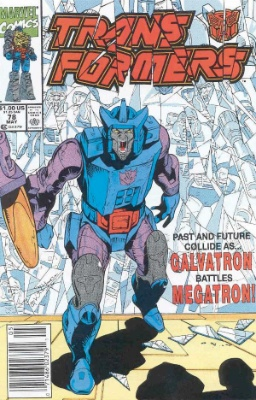Click to see the value of Transformers Comics #78