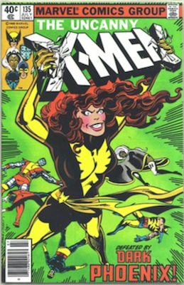 Uncanny X-Men #135: 1st appearance of Senator Robert Kelly. Click for values