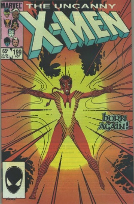 Origin and First Appearance, Freedom Force, Uncanny X-Men #199, Marvel Comics, 1985. Click for value