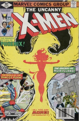 Proteus (First Appearance: Uncanny X-Men #125, September, 1979). Click for value