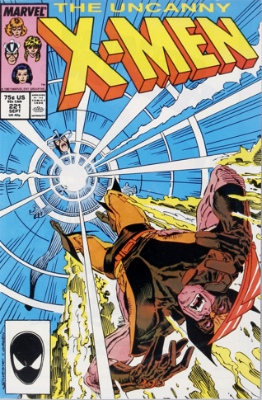 Origin and First Appearance, Mister Sinister, Uncanny X-Men #221, Marvel Comics, 1987. Click for value