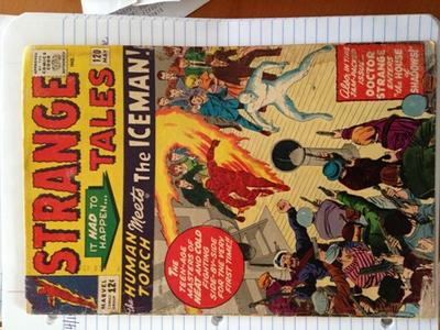 Strange Tales #120 Value?