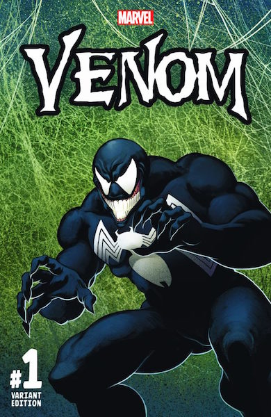 #16: Venom 1 McFarlane Variant (2017). Click for values