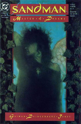 Sandman #8 (1989): 1st Appearance of Death; Rare Recalled Editorial Variant. Click for value