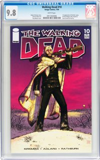 WD #10 CGC 9.8. Record sale $250. Click to buy yours