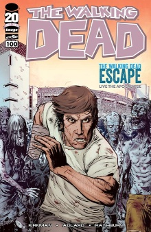 Walking Dead 100 Escape variant