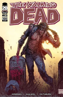 Walking Dead 100 McFarlane Cover variant