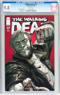 WD #17 CGC 9.8. Record sale $120. Click to buy yours