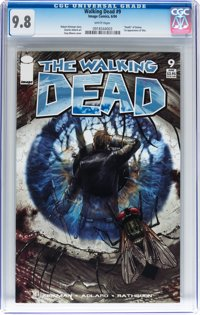 WD #9 CGC 9.8. Record sale $160. Click to buy yours