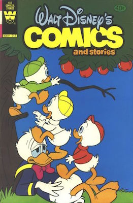 Walt Disney's Comics and Stories #483. Click for current values.