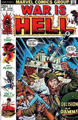 War is Hell from Marvel Comics. Click for values