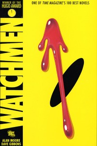 modern age comics: Watchmen