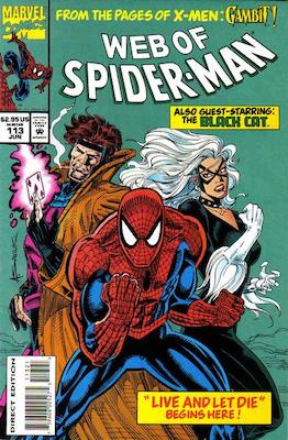 Origin and First Appearance, Facade, Web of Spider-Man #113, Marvel Comics, 1994. Click for value