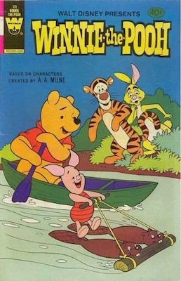 Winnie the Pooh #20. Click for current values.