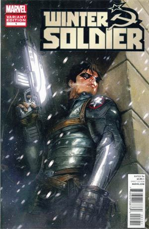 #90: Winter Soldier 1 Dell'otto Variant (2012). Click for values