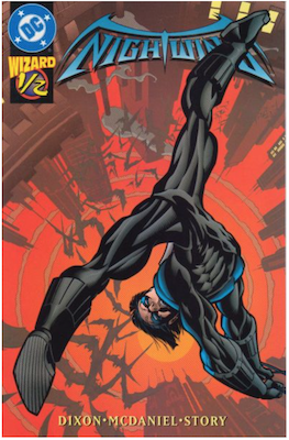 Nightwing #1/2 (1997). Click for values.