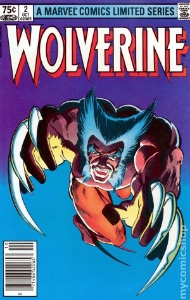 Wolverine Limited Series #2