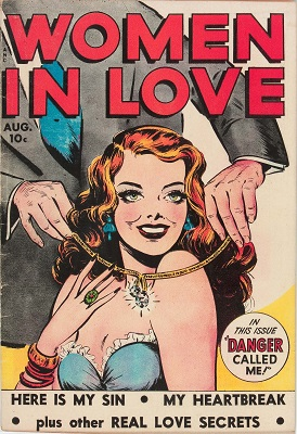 Women in Love #1: First issue of the series. Click for value