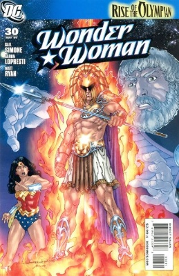 Origin and First Appearance, Achilles Warkiller, Wonder Woman Vol 3 #30, DC Comics, 2009. Click to have your comic books appraised