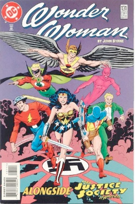 Dark Angel (First Appearance: Wonder Woman vol. 2, #131, March, 1998). Click for value