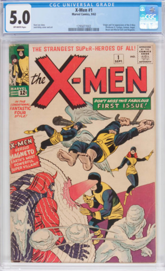 Wouldn't You Rather Own... X-Men #1 CGC 5.0?