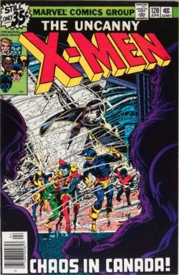 Origin and First Appearance, Alpha Flight, The Uncanny X-Men #120, Marvel Comics, 1979. Click for values