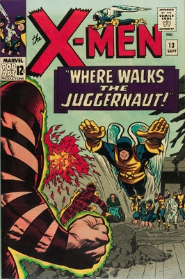 X-Men #13: record price $11,300