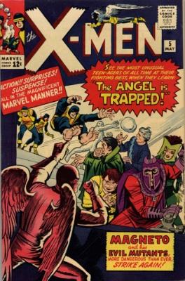 Uncanny X-Men 5. Click for values