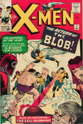 X-Men #7: record price $5,200