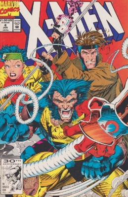 Origin and First Appearance, Omega Red, X-Men (vol. 2) #4, Marvel Comics, 1992. Click for value