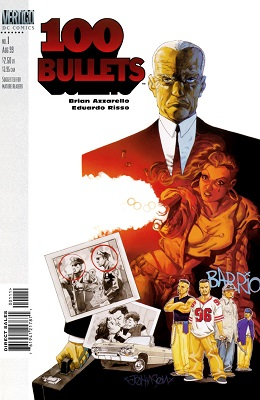 100 Bullets #1 (1999) 1st Issue of Series. Click for values