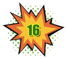 Hot Comics #16