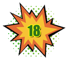 Hot Comics #18