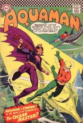 3 Superhero Comics Value? Aquaman #29
