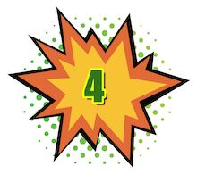100 Hot Comics #4